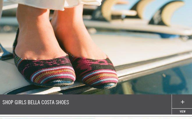 Shop Girls Bella Costa Shoes
