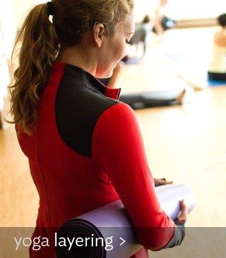 yoga layering