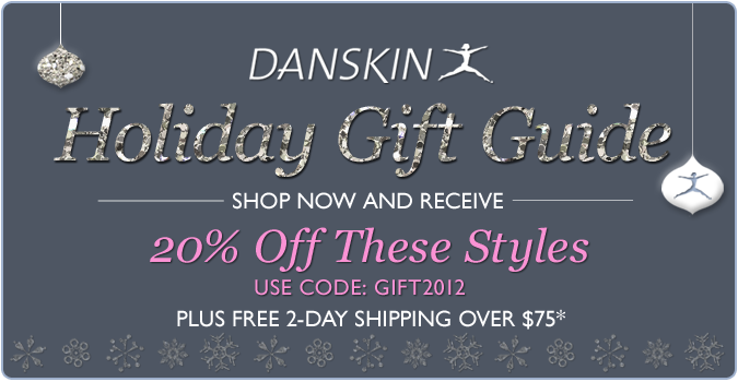 Shop Our Holiday 2012 Gift Guide! | 20% Off Your Purchase With Code GIFT2012