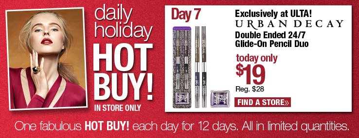 Urban Decay Double Ended Glide On Pencil Duo