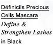 Définicils Precious Cells Mascara | Define & Strengthen Lashes in Black