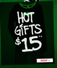 HOT GIFTS $15