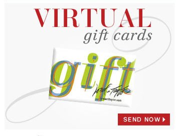 Virtual gift cards. Send now.