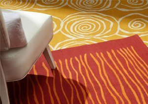 French Accents: Modern Flatweave Rugs