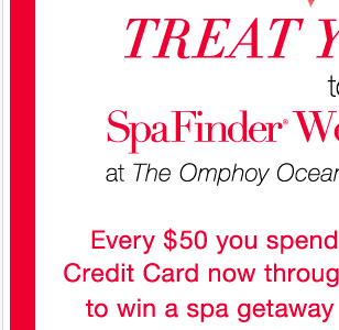 Treat Yourself to a SpaFinder! Wellness Vacation