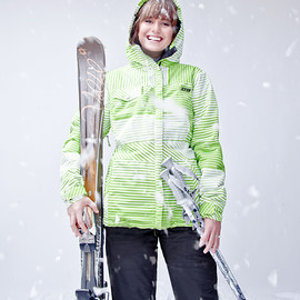 Hit the Slopes: Women's Outerwear