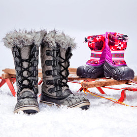 Hit the Slopes: Kids' & Women's Boots