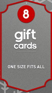 Shop Gift Cards »