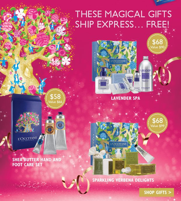 These Magical Gifts Ship Free!