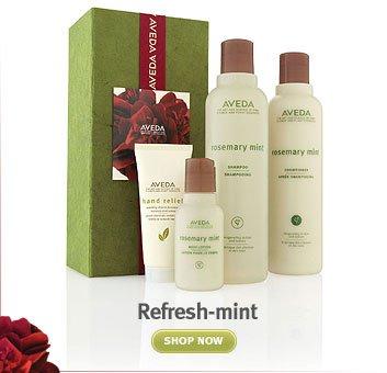 refresh-mint. shop now.