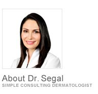 About Dr. Segal - Simple Consulting Dermatologist
