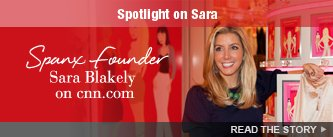 Spotlight on Sara. Read the Story