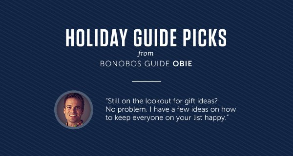 Holiday Guide Picks