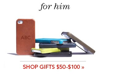 gifts for him $50-$100