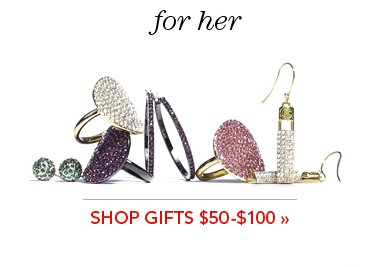 gifts for her $50-$100
