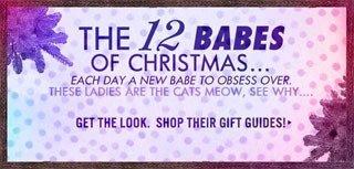 12 Babes Of Christmas