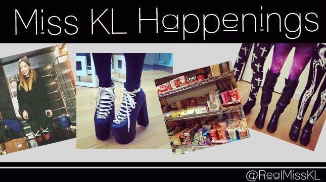 MissKL Happenings