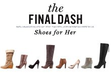 The Final Dash Shoes for Her