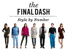 The Final Dash Style by Number
