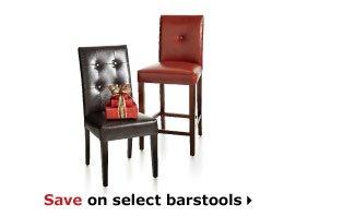 Save on select barstools