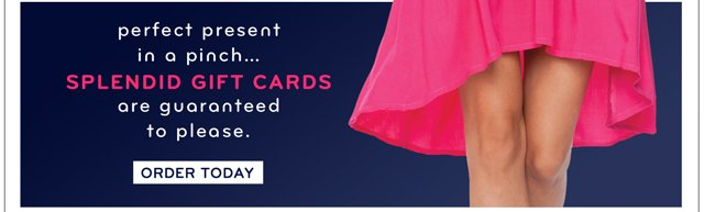 Splendid Gift Cards