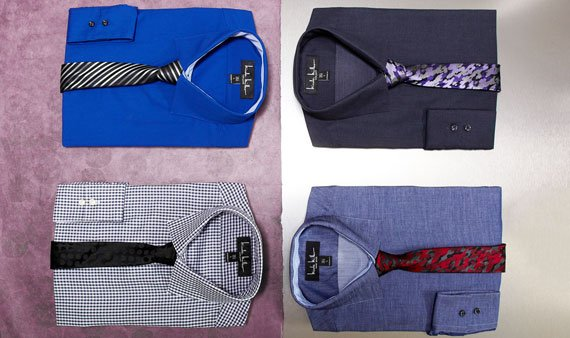 Nicole Miller Shirts and Ties - Visit Event
