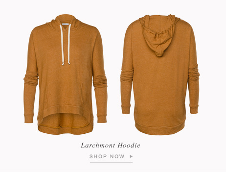 Larchmont Hoodie