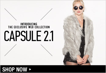 Web Exclusive Collection - Capsule 2.1 - Shop Now