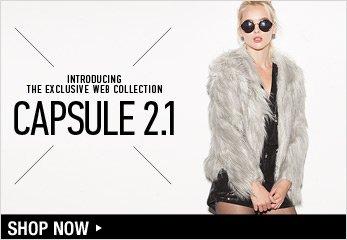 Web Exclusive Collection - Capsule 2.1 - Shop Now