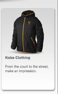 Nike Kobe Clothing