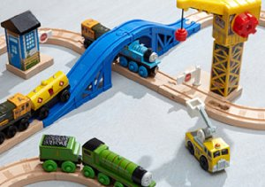 Thomas and Friends: Trains & Tracks