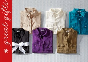 The Perfect Silk Shirt