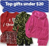 Top Apparel Gifts under $20