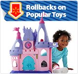 Rollbacks on toys