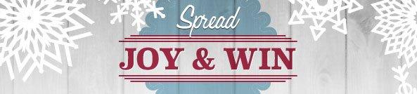 Spread JOY & WIN
