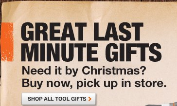 Great Last Minute Gifts