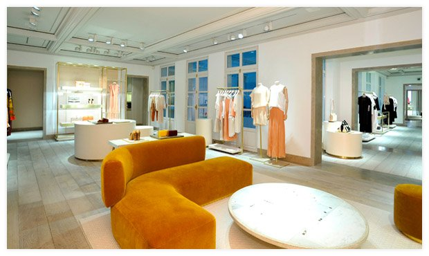 OPENING OF THE FIRST CHLOE MAISON, 253 RUE SAINT HONORE PARIS