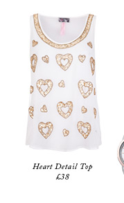 Heart Detail Top