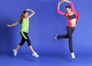 Bally Fitness Women's Apparel