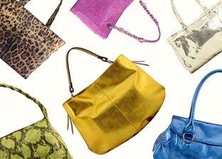 Plinio Visona, Diesel, Secret Pon-Pon Handbags