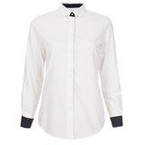 Paul Smith Shirts - White Square Polka Print Shirt
