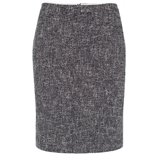 Paul Smith Skirts - Navy And White Bouclé Pencil Skirt