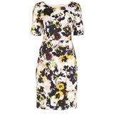 Paul Smith Dresses - Hazy Pansies Print Dress