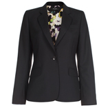 Paul Smith Jackets - Black Single Button Jacket
