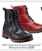 UGG® Australia Branton Brogue 61/2