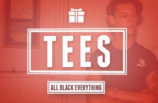 Tees: All Black Everything
