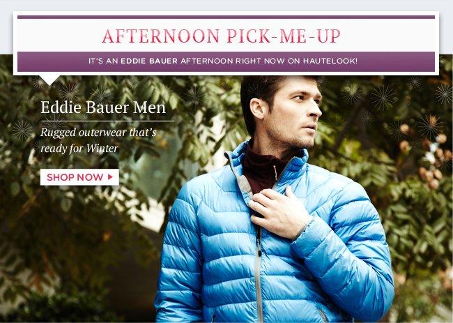 Shop Eddie Bauer Men