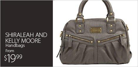 Shiraleah and Kelly Moore Handbags