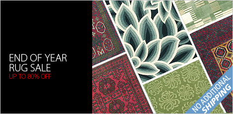 End of Year Rug Sale