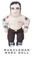 Marc Jacobs | Muscle Man Marc Doll